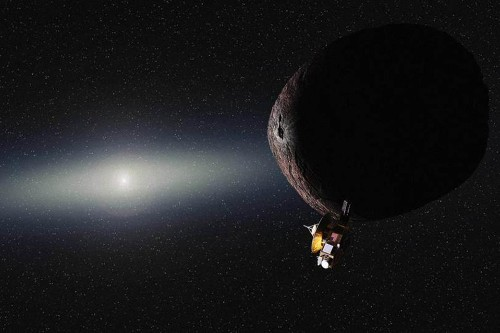 New Horizons May Get Its First Mission Beyond Pluto