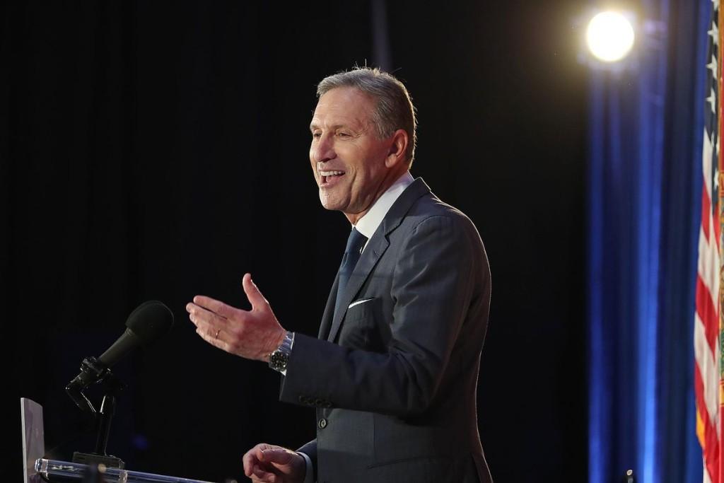 Starbucks Billionaire Howard Schultz Backs Joe Biden, Plans To Donate As Well