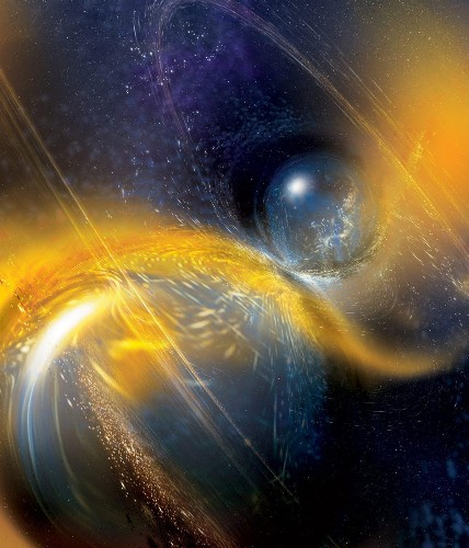 Did LIGO Just Discover Two Fundamentally Different Types Of Neutron Star Mergers?