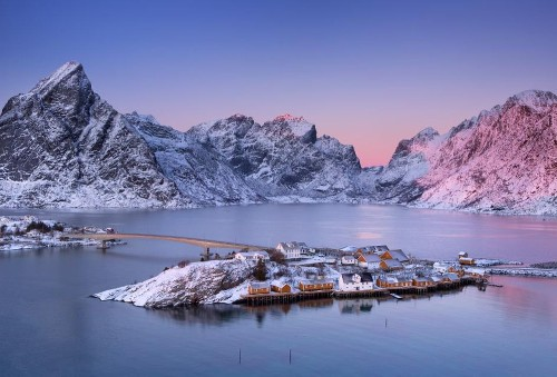 Five Reasons To Visit Norway This Winter