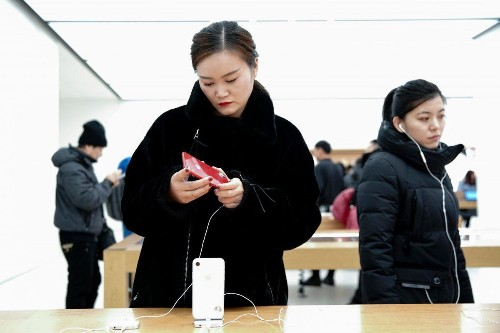 Apple's Message To China: It's Not Me, It's You