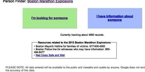 Boston Bombing: How Google, Social Media And Cloud Bring Hope Amid Tragedy