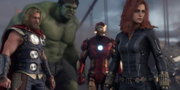 You Can Finally Watch Non-Bootleg 'Avengers' Gameplay Footage Here