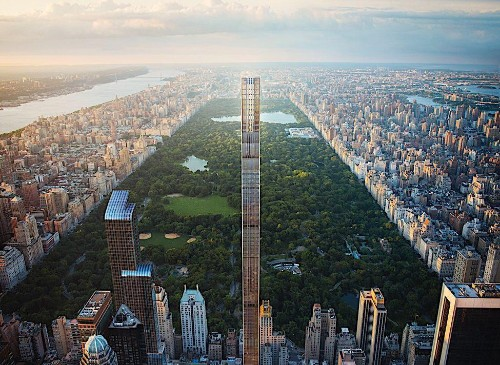 Look Inside The $50 Million Penthouses In One Of The Tallest Buildings In The World