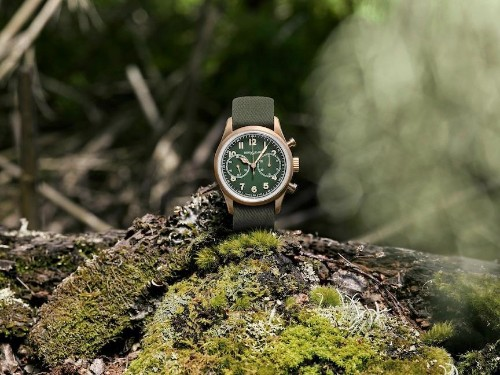 Montblanc Unveils 'Reconnecting Through Nature' Campaign With Leupold, Matsson And 1858 Watches