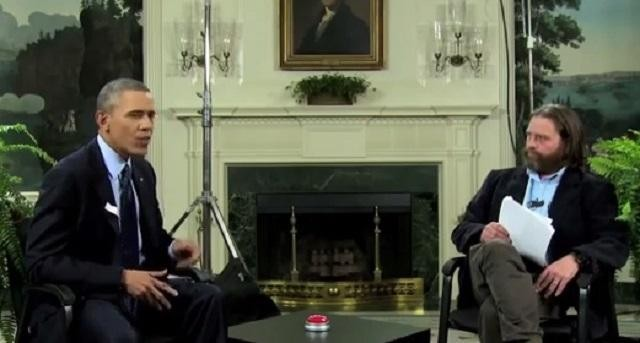 Why 'Between Two Ferns' Is Obama's Health Care Secret Weapon