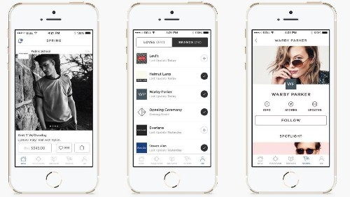 Quick Purchases, Sleek Brands, No Social: How New App Spring Looks To Crack Mobile Shopping