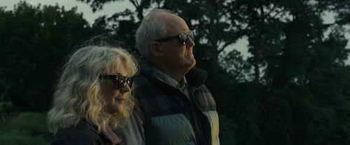 John Lithgow And Blythe Danner In 'The Tomorrow Man' Is A Collaboration Decades In The Making
