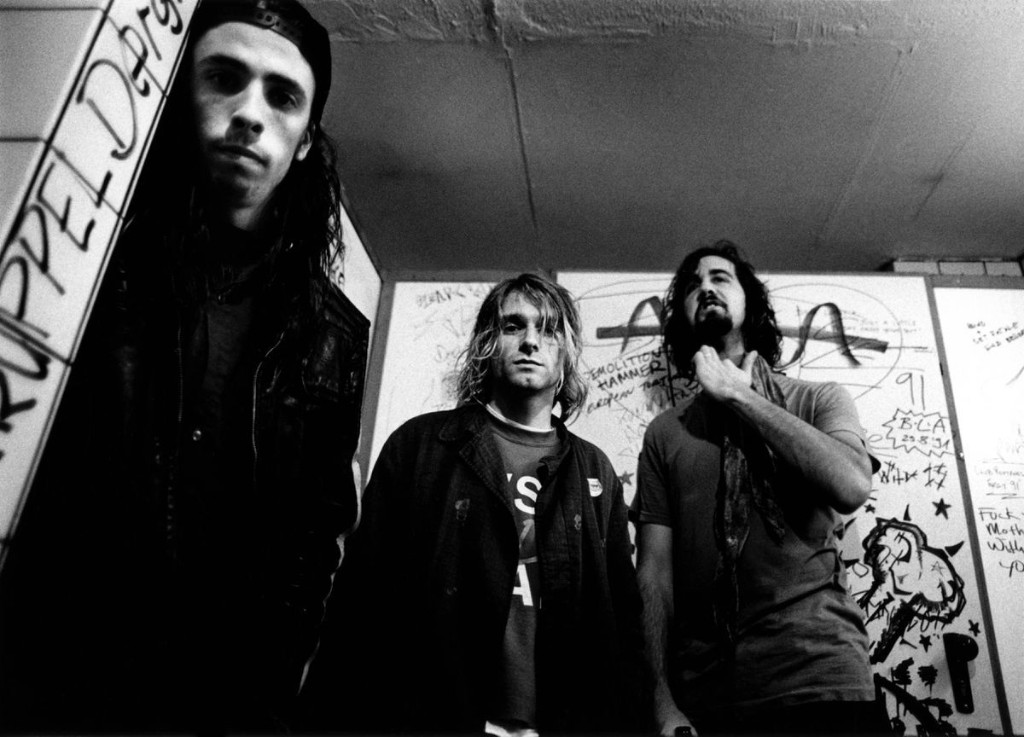 Nirvana's 'Nevermind' Has Now Racked Up 500 Weeks On The Albums Chart