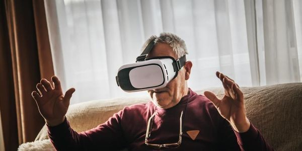 Virtual Reality Offers The Ability To 'Travel'