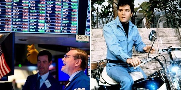 Billionaire Invests In Reversing Human Aging; Why Recession Fears Are On Everyone's Mind; Elvis Presley's Last Motorcycle Goes To Auction
