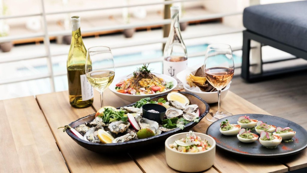 Los Angeles Hotels Reinvent The COVID-19 Outdoor Dining Experience