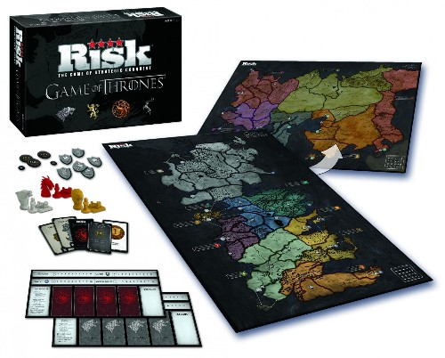 The 'Game Of Thrones' Risk Board Game Will No Doubt Be As Tedious As Ever