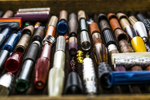 What You Need To Know About Montegrappa's Bespoke Pens
