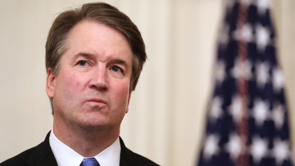 Brett Kavanaugh Forced To Correct Supreme Court Opinion After Vermont Calls Out False Info