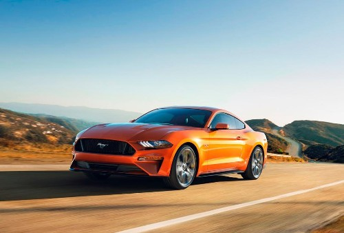 Ford Adds 'Good Neighbor' Mode To 2018 Mustang GT