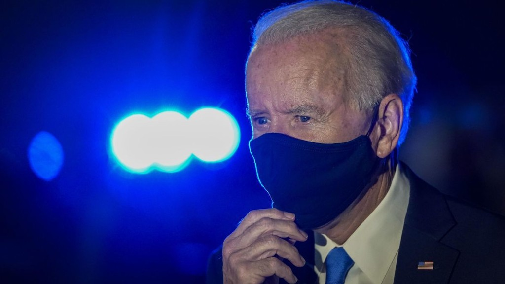 Dow Ticks Up 50 Points As Markets Continue To Price In Biden Election Victory After Final Debate