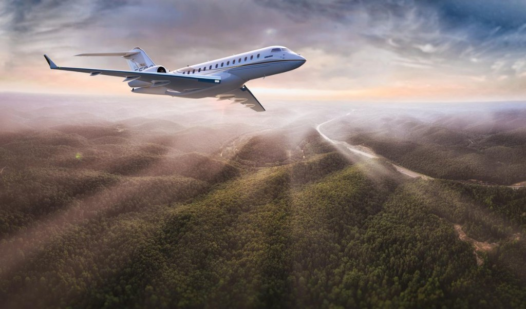 Bombardier's Global 5500: Unmatched Range, Performance And Cabin Environment Safeguards