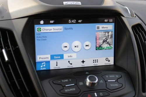Toyota Teams With Ford For SmartDeviceLink Consortium, New Infotainment System In 2018
