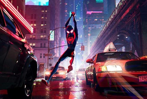 'Spider-Man: Into The Spider-Verse' 4K Blu-ray Review - Webbed Wonder