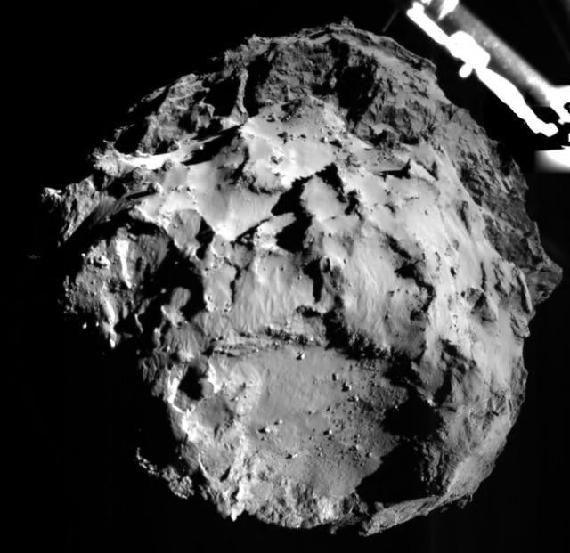 Three Intriguing Things The Comet Lander Will Investigate Regarding Life In The Universe