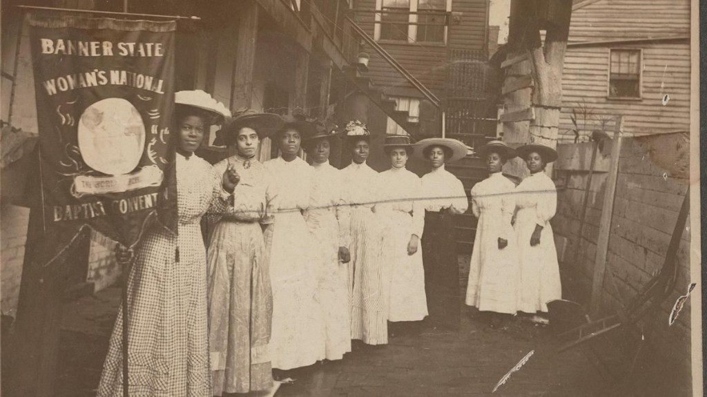 It's Time The 'Truth Be Told' About Black Women's Leadership In The Fight For The Vote