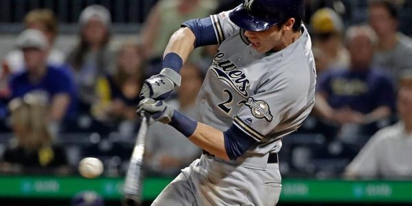 Christian Yelich Chases First National League Triple Crown Since 1937