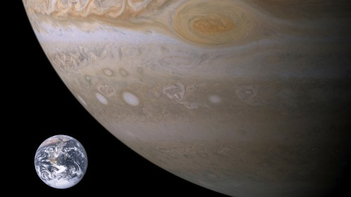 Jupiter May Have Destroyed Early Planets And Paved The Way For Earth