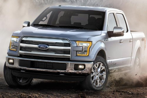 2015 Ford F-150: Top 10 Innovative Features on Ford's Best-Selling Truck