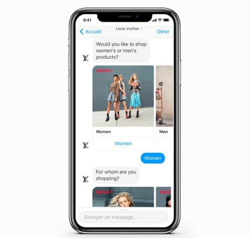 Louis Vuitton Becomes Latest Luxury Brand To Launch A Chatbot