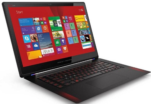 HP's Omen 15 Gaming Notebook Straddles The Ultrabook Line With Voodoo DNA
