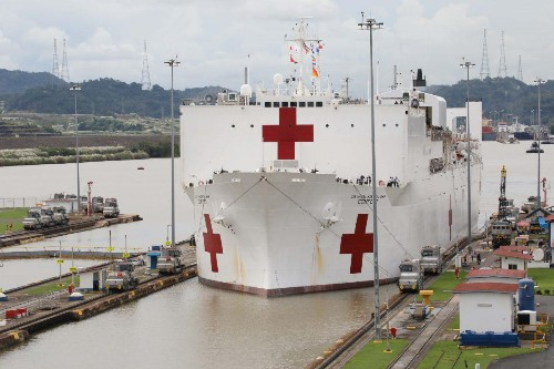 U.S. Navy Should Think Big To Take Advantage Of Wider Panama Canal