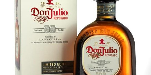 Don Julio Reposado Double Cask Lagavulin Aged Edition: The Return Of Smoky Tequila