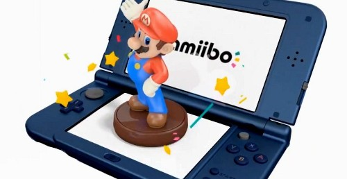 'New 3DS' Comes 'Amiibo' Ready