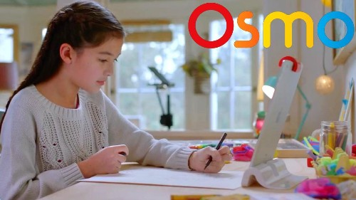 'Osmo' Sprouts Definitive iPad Drawing App