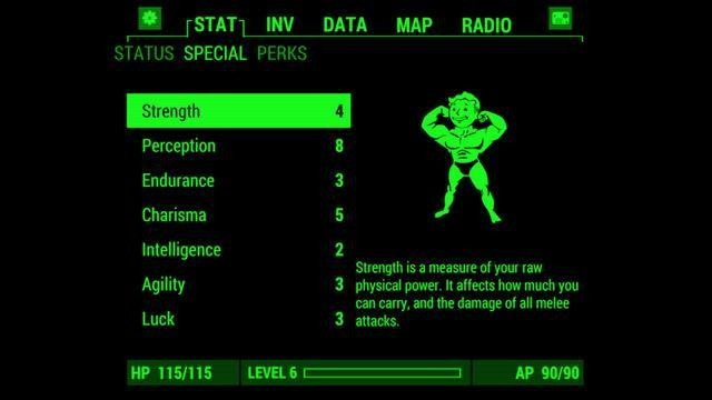 'Fallout 4:' Tips For Spending Stat Points And Building Your Character