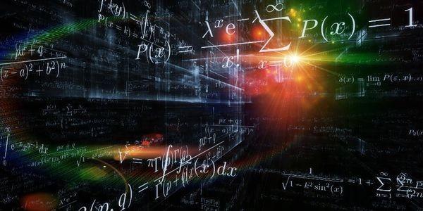 Mathematics & CompSci - cover