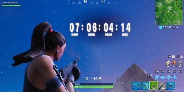 'Fortnite' Countdown Appears In-Game, Robot V Monster Fight Now Has A Date And Time