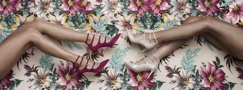 Marion Parke, Podiatrist Turned Designer Has Created The Ultimate Game Changer In Luxury Shoes