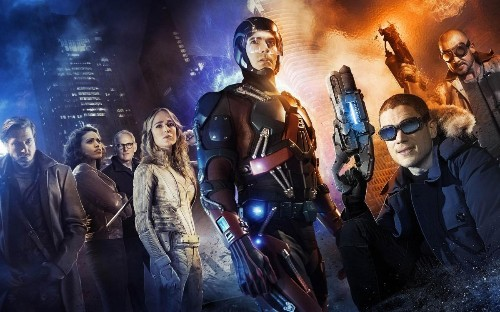 'Legends Of Tomorrow' Premiere Date Announced, New Trailer Released