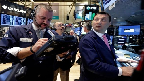 Dow Drops 150 Points And Tanking Retailers Lead S&P's Charge Into The Red