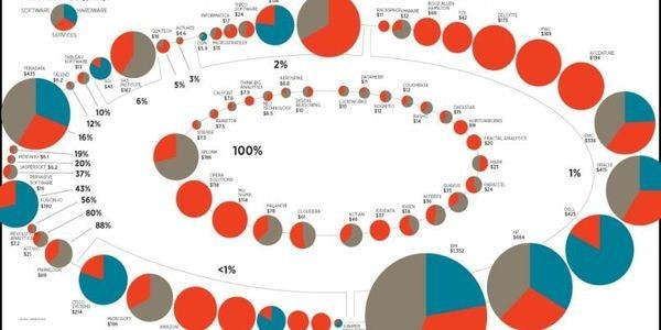 Visualizing The Big Data Industrial Complex [Infographic]