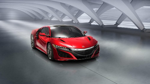 Honda's Big Plans For 2015: A Jet, A Supercar And Formula One Racing