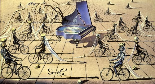 Best Frenemies: This Show Reveals the Surreal Relationship Between Walt Disney and Salvador Dali