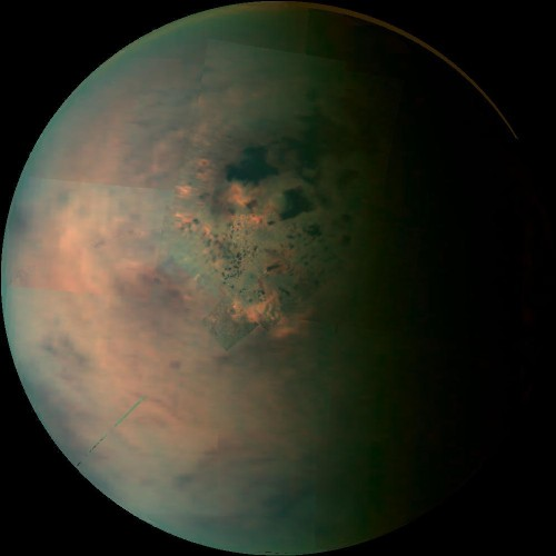 Welcome To Titan, Saturn's 'Deranged' Earth-Like Moon Beginning To Show Signs Of Life