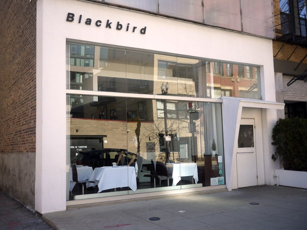 The Great Restaurant Contraction Claims Chicago's Beloved Blackbird