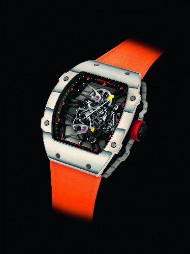 Rafael Nadal And The $800,000 Richard Mille RM 27-02 Vie For Tenth Roland Garros Title