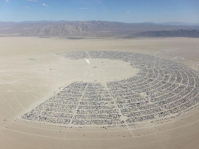 The Normalizing of Burning Man Culture