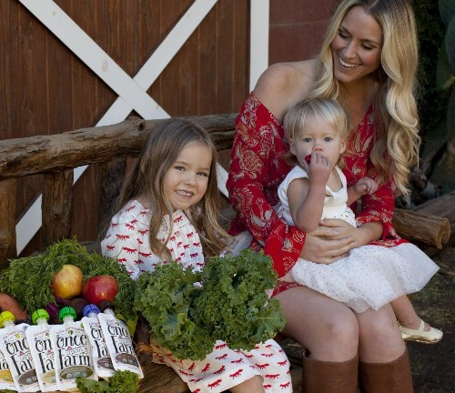 A Millennial's Fresh Recipe For Baby Food Is Winning Over Moms And Investors