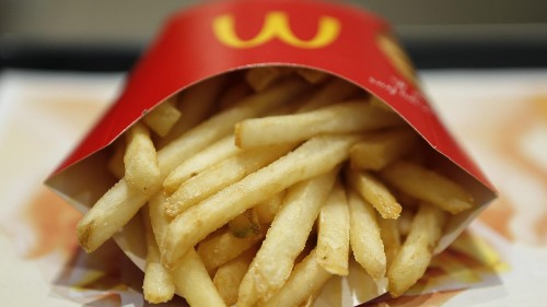 Not Lovin' It: McDonald's Profit Plunges 21%